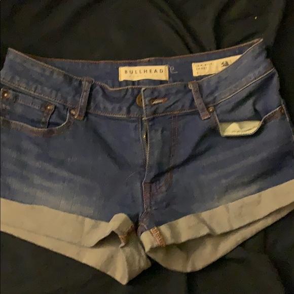 Bullhead Pants - Bullhead short size 1